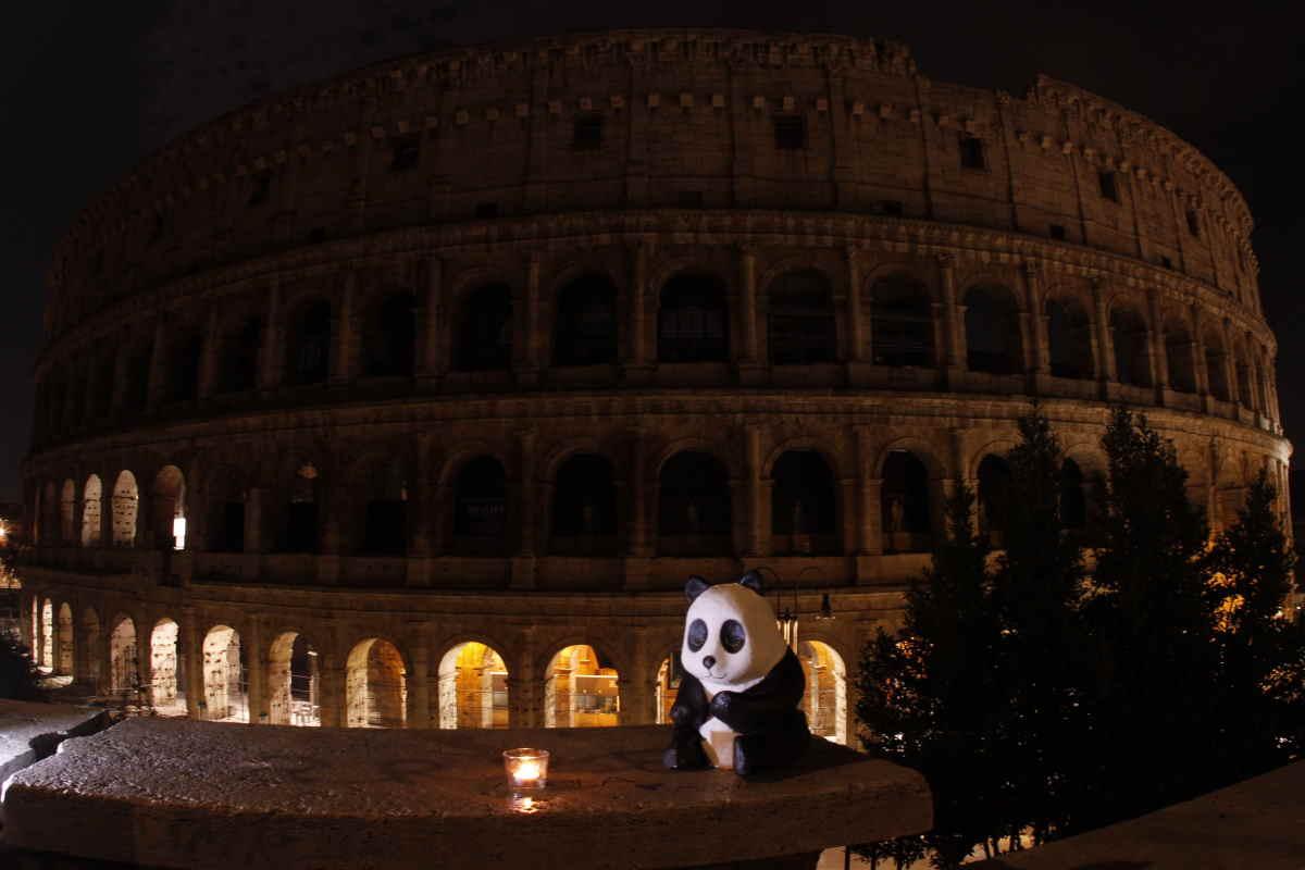 192 i Paesi nel mondo che hanno spento le luci per l'evento Earth Hour