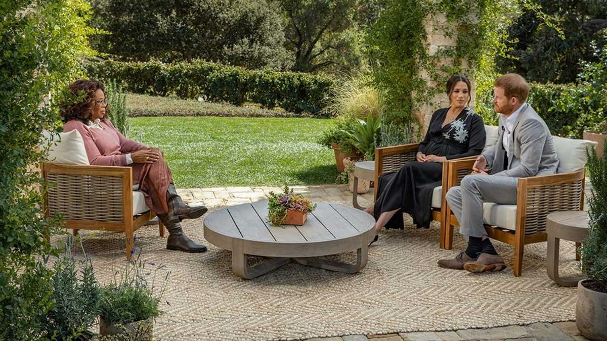 Trasmessa negli Stati Uniti l'intervista dei duchi del Sussex a Oprah Winfrey. Ecco che cosa hanno detto...