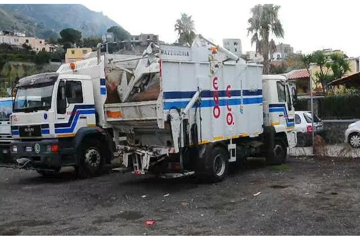 Milazzo (ME) - Mancata raccolta dei rifiuti, contestazioni alla Super Eco