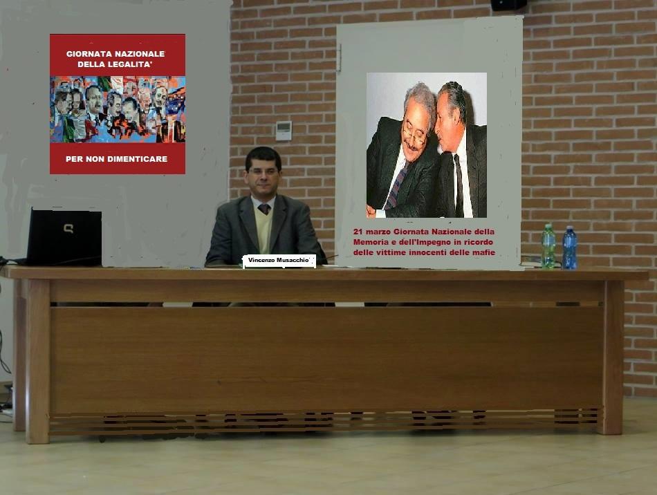 Musacchio: stiamo smantellando la legislazione antimafia voluta da Falcone, senza avere una normativa di rimpiazzo.