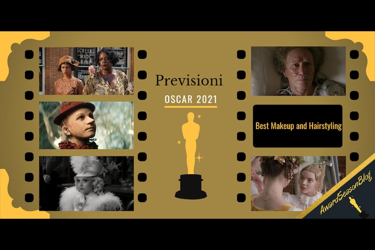 Previsioni Oscar 2021: chi ha più chance nella categoria Miglior trucco e parrucco?