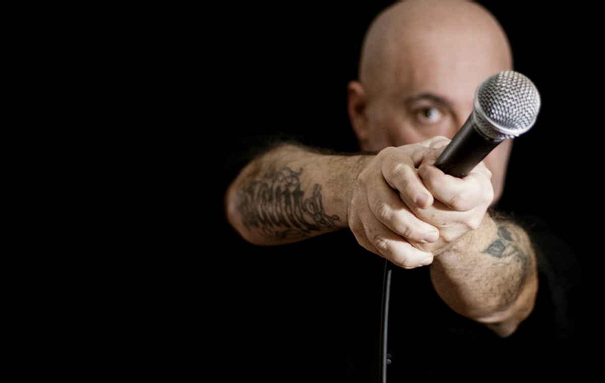 All you can hit, il nuovo show di Daniele Raco in diretta streaming dal Cane di Genova