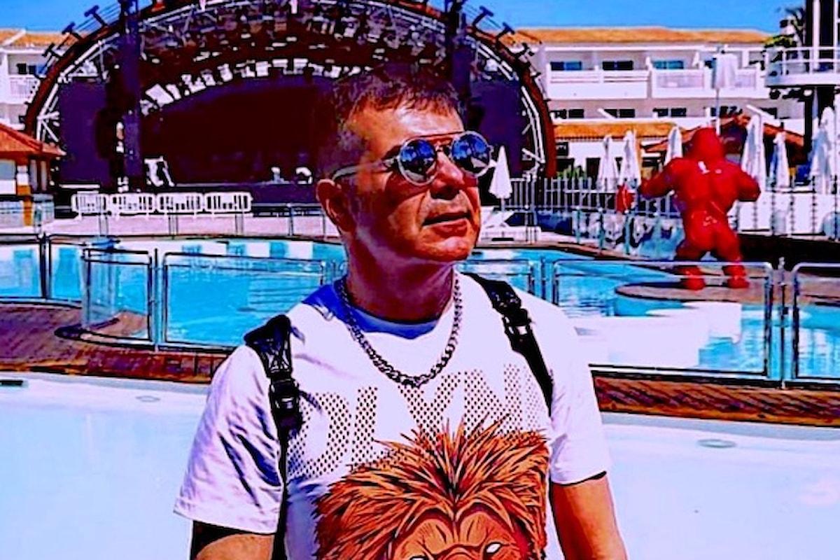 Sandro Murru Kortezman, pure a Pasqua 2021 energia e tanta musica!