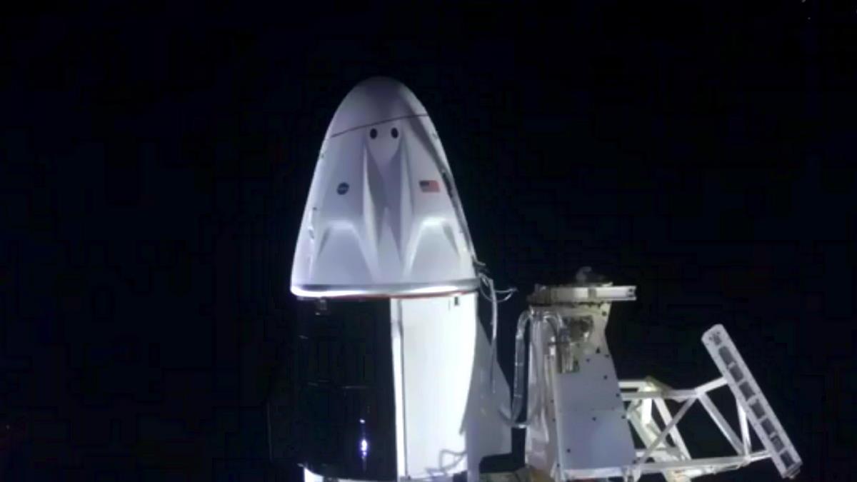 Partita la nuova missione di SpaceX che porterà 4 astronauti sulla ISS