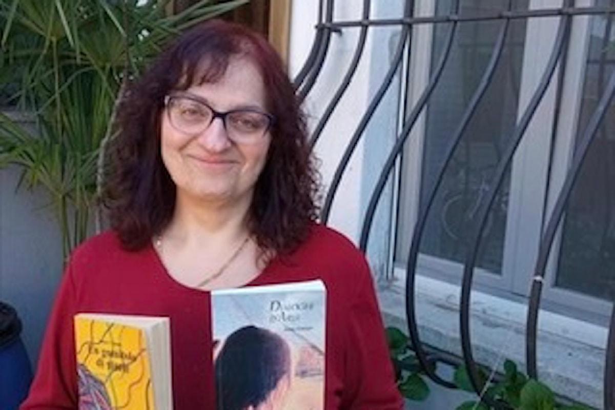"""""""Non chiudere le ali pensando di non saper volare, in realtà chiudi soltanto il tuo cuore..."""" Anna Campo ci parla dei suoi libri"""