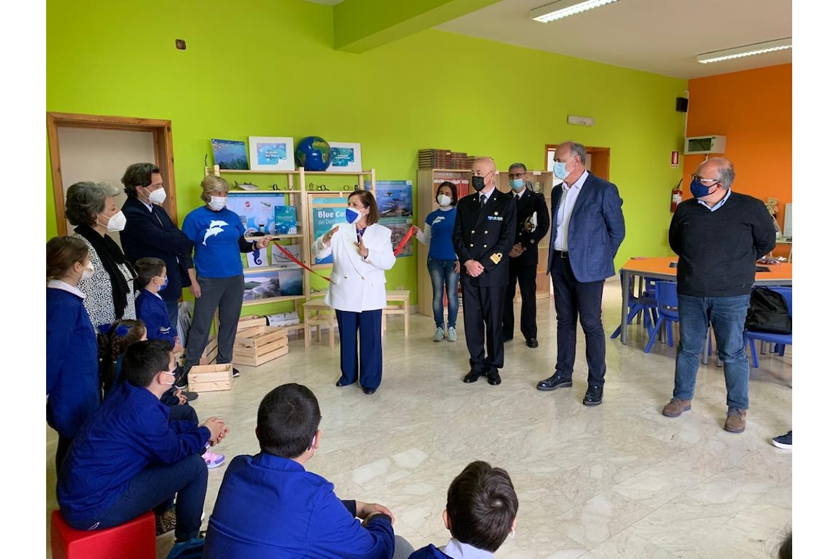Milazzo (ME) - Inaugurati mini laboratori scientifici di Marevivo