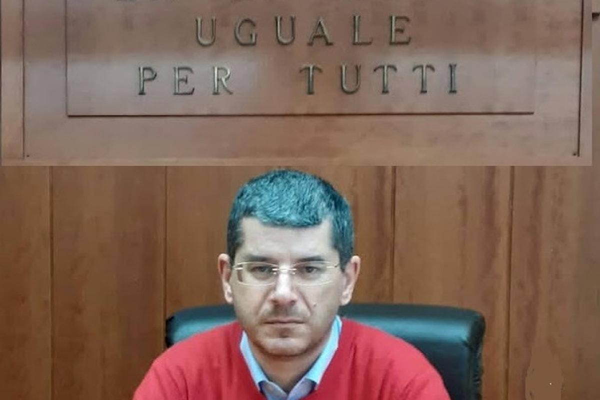 """Mafie foggiane. Vincenzo Musacchio: alla """"criminalità organizzata"""" dobbiamo contrapporre la """"gioventù organizzata""""."""