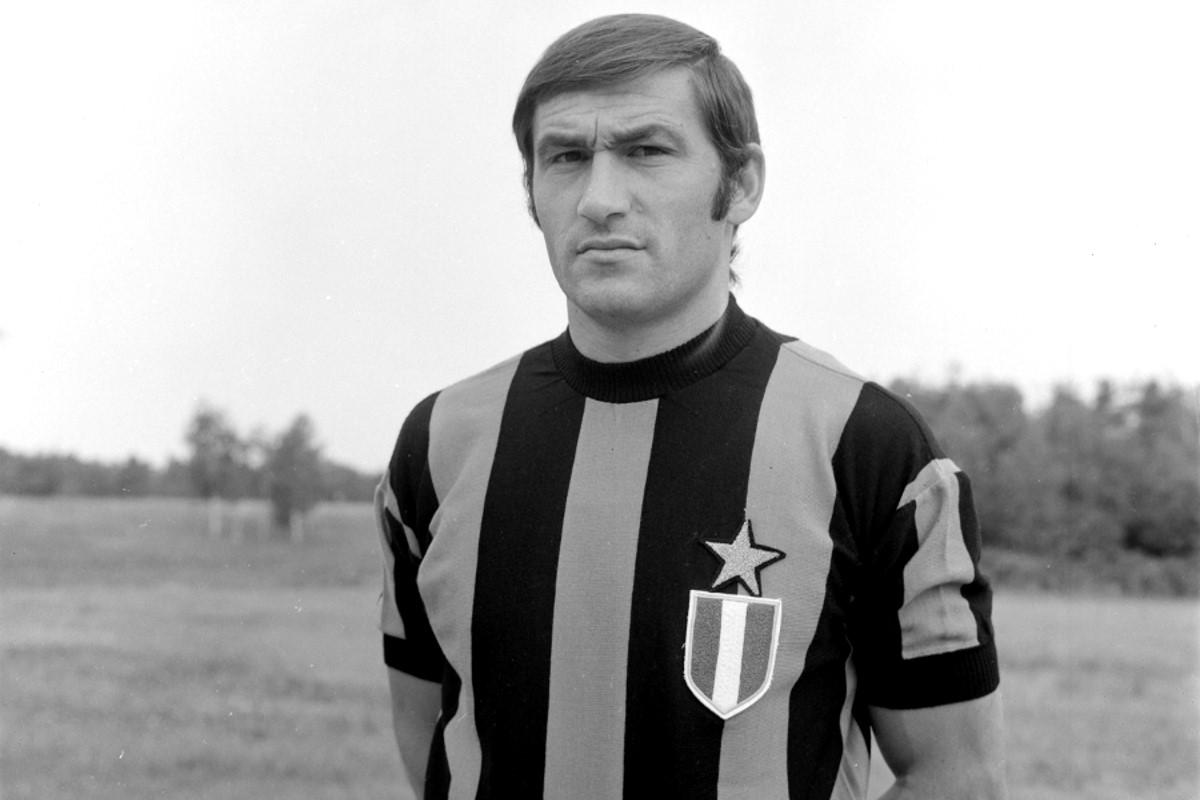 È morto all'età di 82 anni Tarcisio Burgnich, una delle colonne della Grande Inter di Helenio Herrera