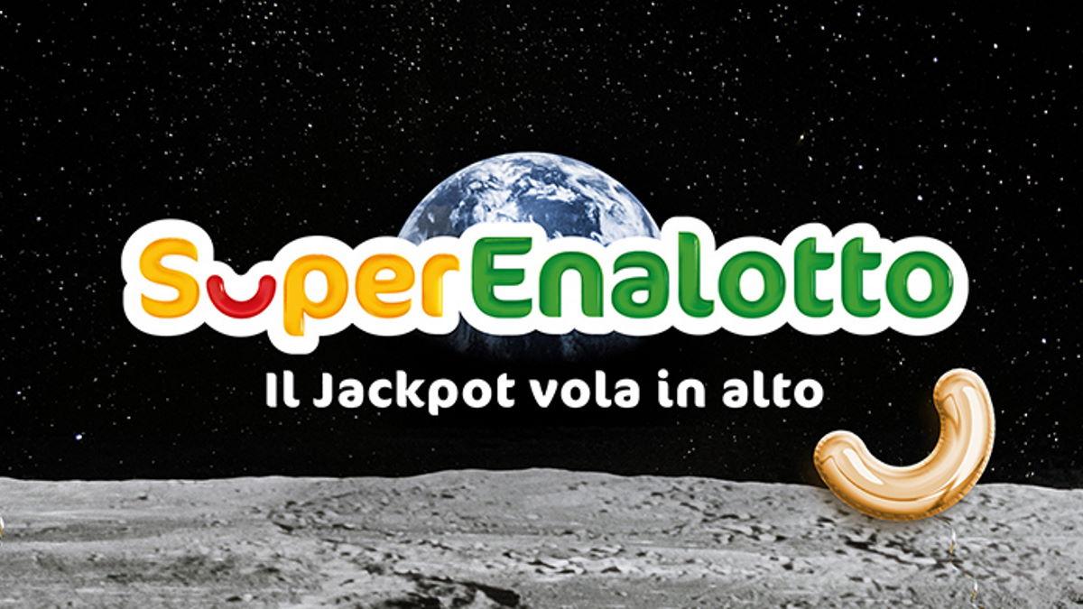 Jackpot Superenalotto a quota oltre 150 milioni di euro