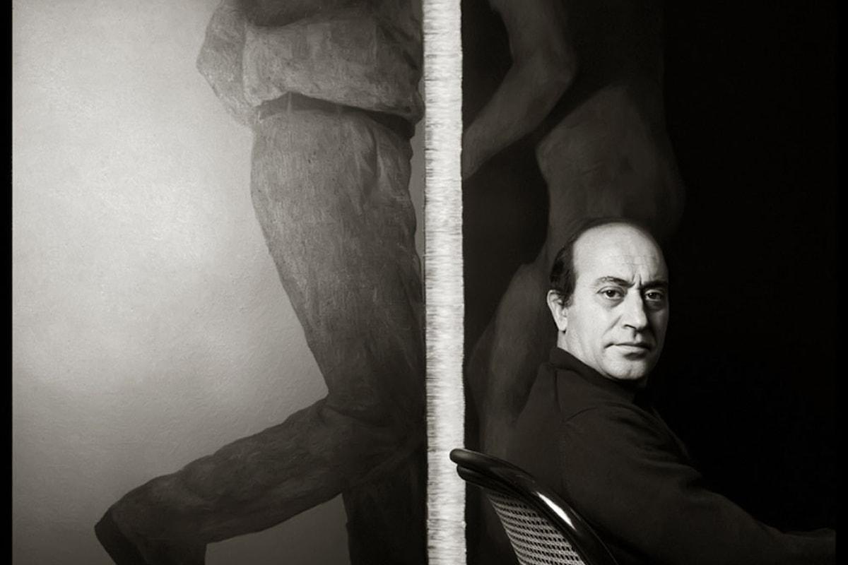 Carlo Alfano - Incontri di Augusto De Luca