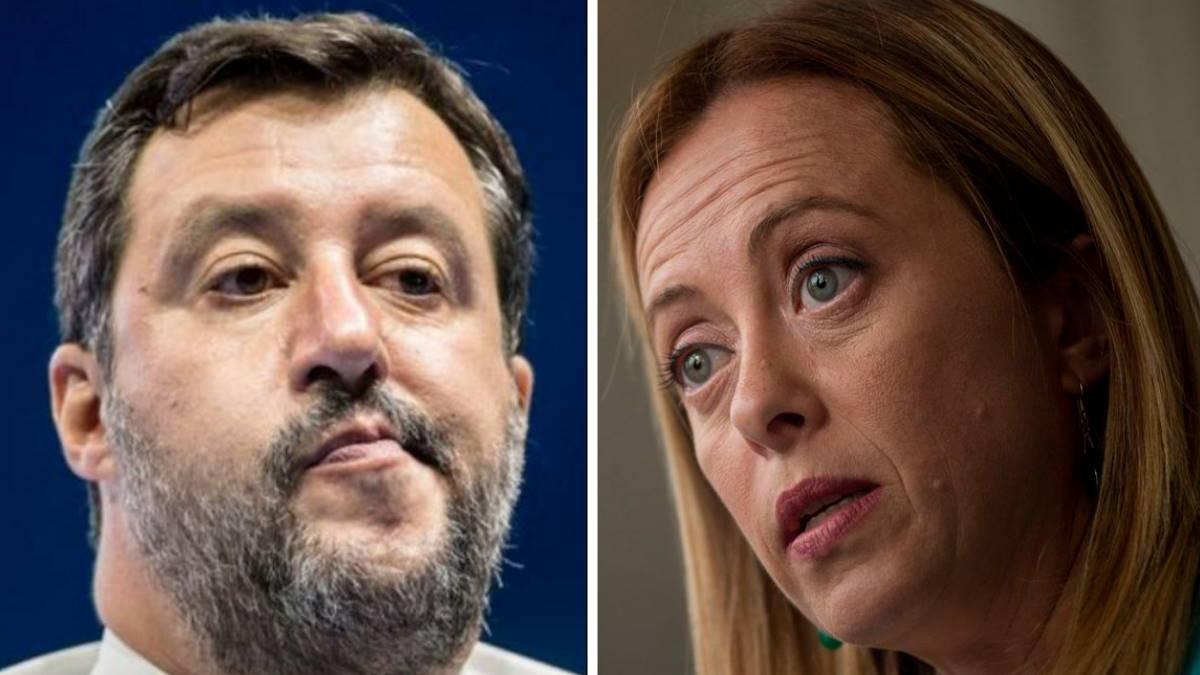 Le difficoltà per le prossime amministrative dei populisti Meloni e Salvini