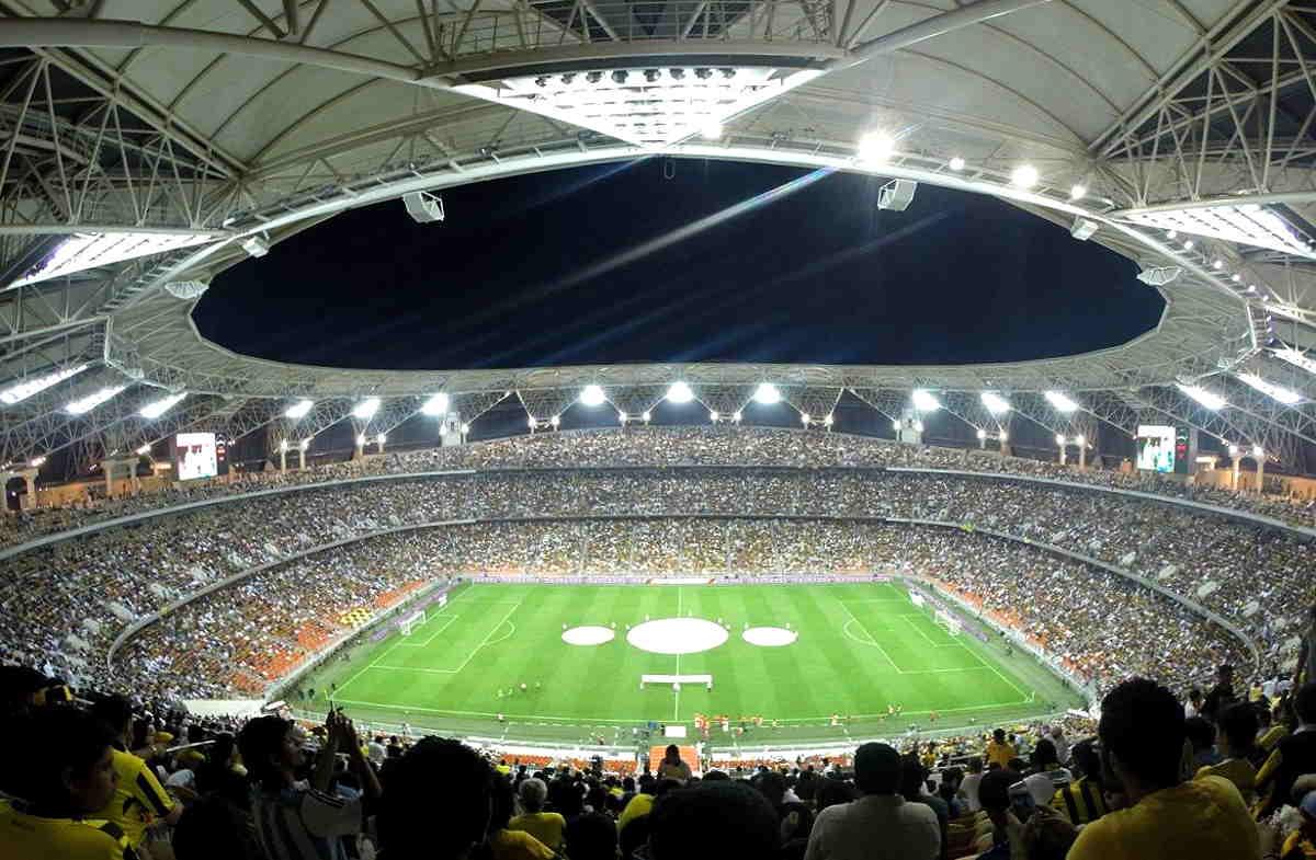 La Supercoppa italiana tornerà a disputarsi nuovamente in Arabia Saudita