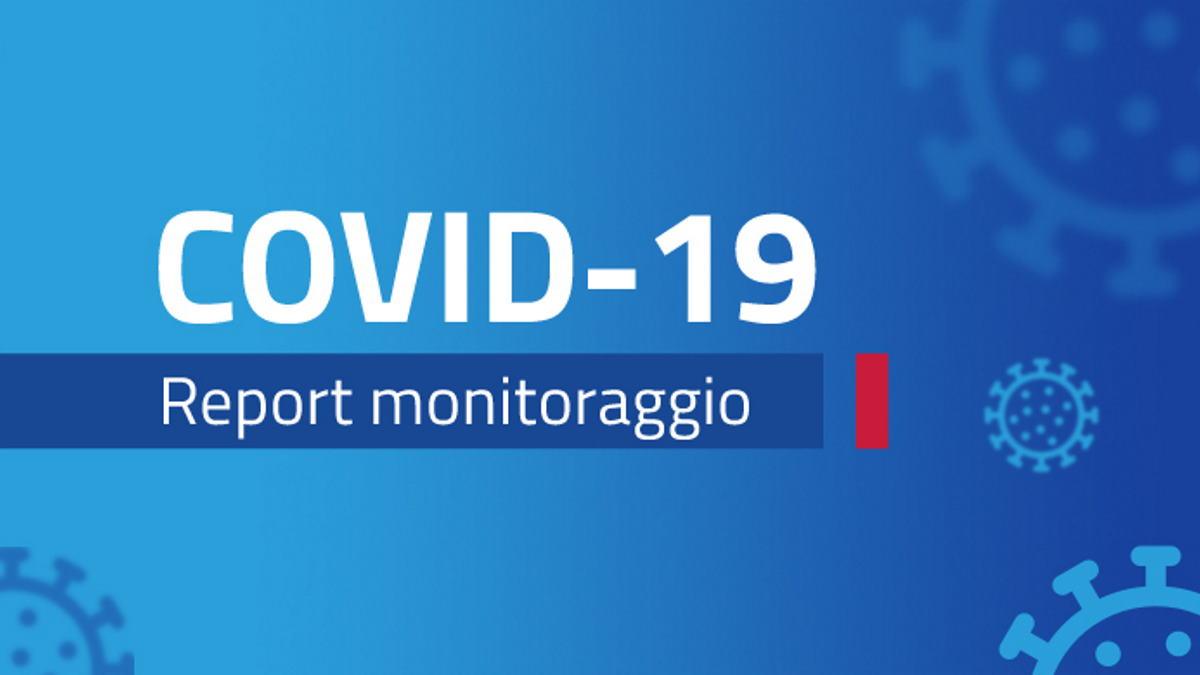 Report monitoraggio Covid dal 17 al 23 maggio 2021
