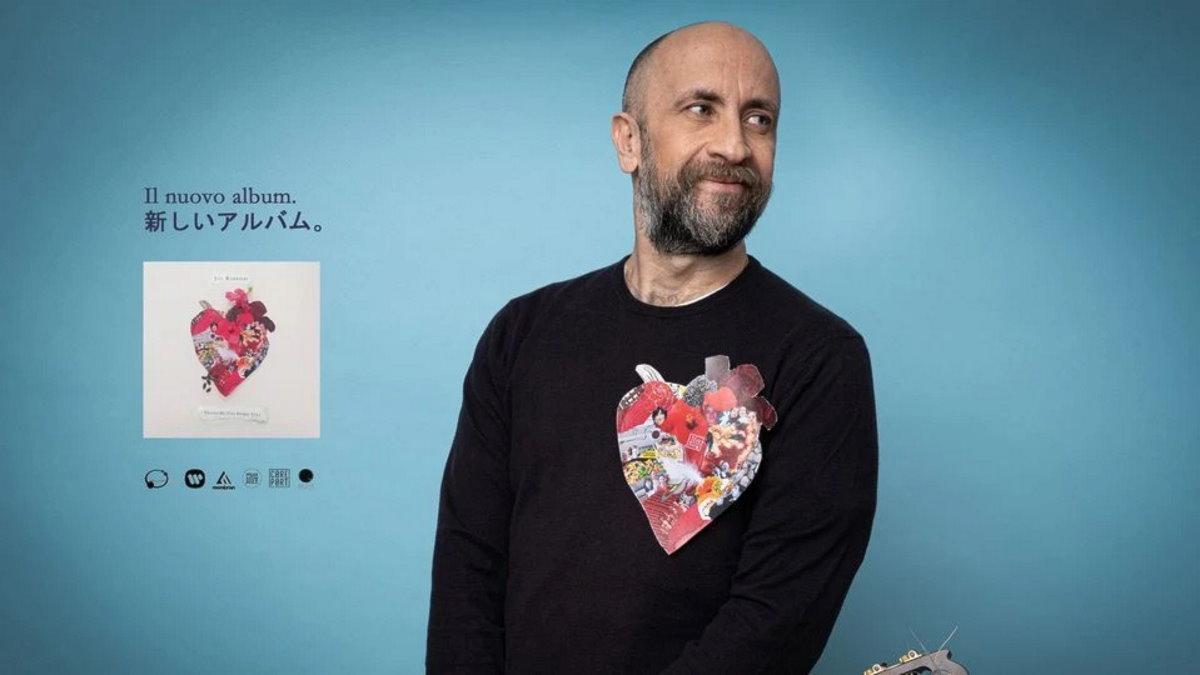 Joe Barbieri presenta il suo nuovo album