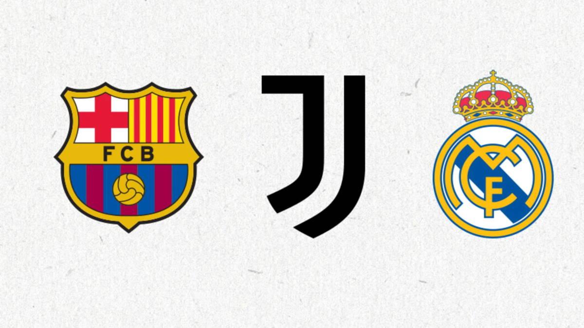 Super League: è scontro tra Uefa da una parte e Juventus, Barcellona e Real Madrid dall'altra