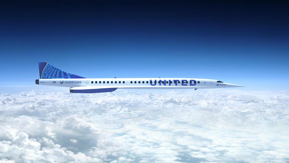 In futuro i voli passeggeri riprenderanno ad essere supersonici