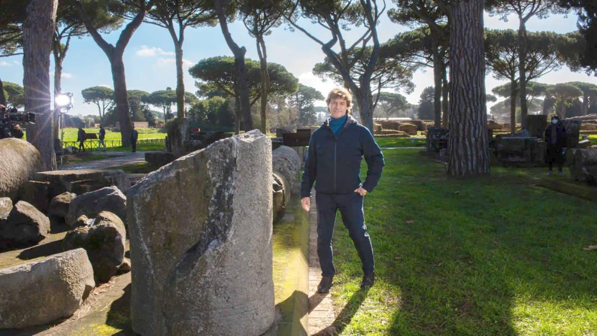 Puntata speciale di Ulisse sullo stato di salute della Terra. Ospite d'eccezione Piero Angela