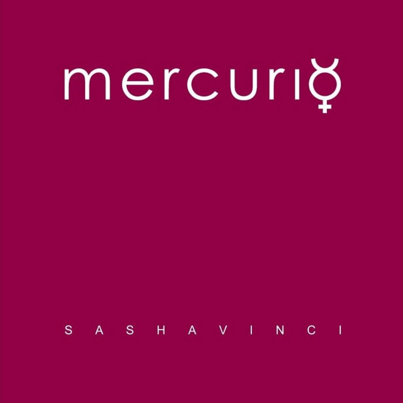 """SASHA VINCI, """"Mercurio"""" è il nuovo progetto cantautorale dell'artista e performer siciliano"""