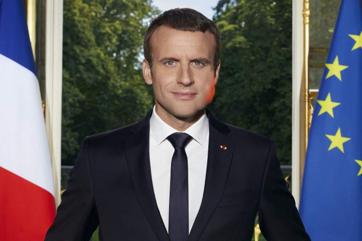 Macron preso a schiaffi mentre era in visita nel sud della Francia