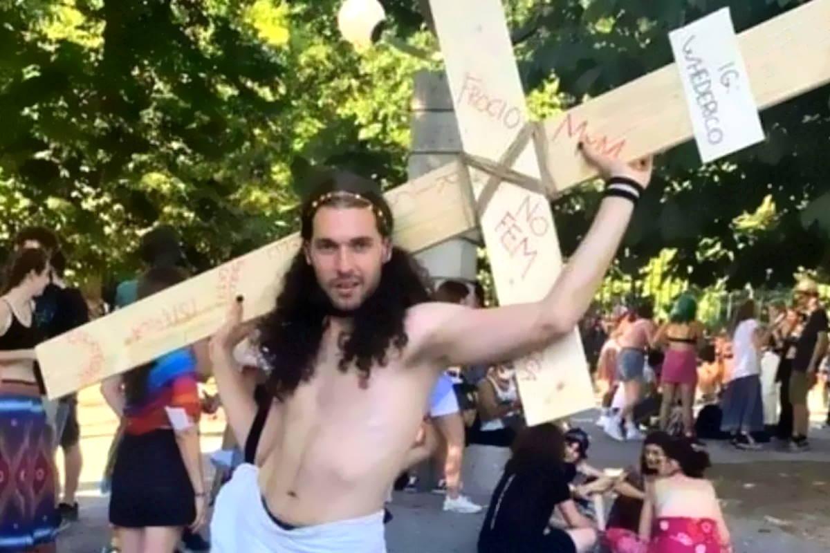 Il Cristo LGBT