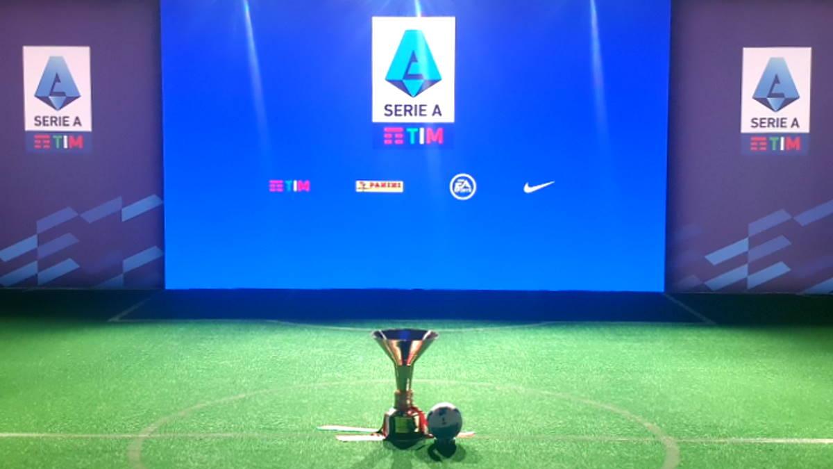 Presentato il calendario di Serie A per la stagione 2021/2022 con la novità dei gironi sfalsati