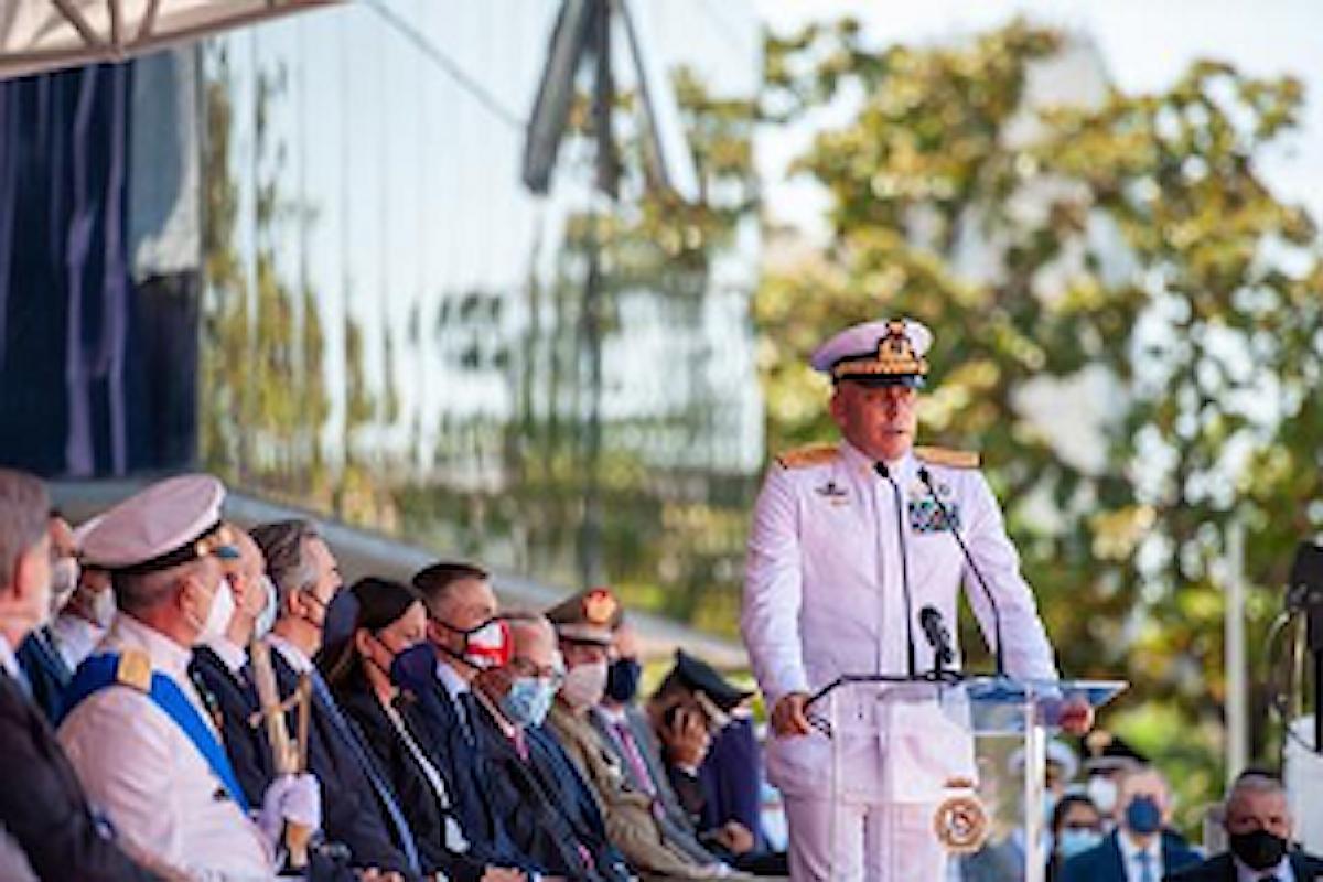 Avvicendamento ai vertici del Corpo delle Capitanerie di porto - Guardia Costiera