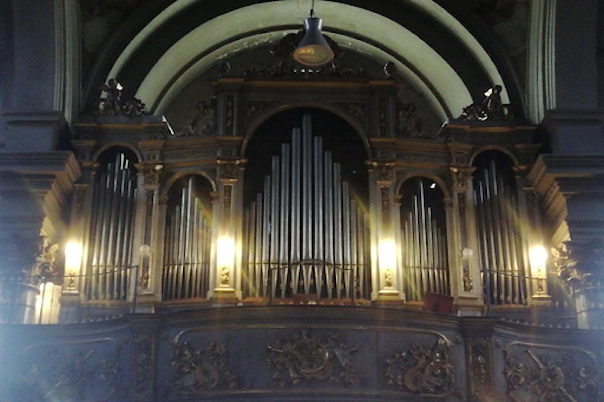 Festival Oxilia, martedì 13 luglio alle ore 21.15 il Concerto d'organo a Domodossola