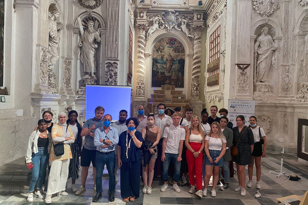A Termini Imerese studenti europei presentano una serie di progetti per la Sicilia - Grande successo all'evento, svolto il 30 giugno, organizzato da WeStart