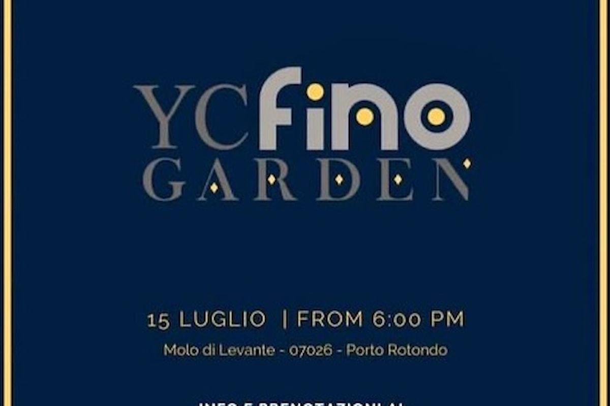 YC Fino Garden Porto Rotondo: inaugurazione