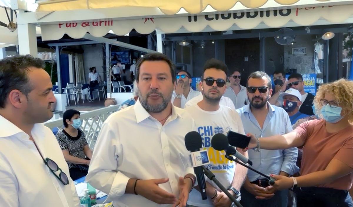 Io non do ragione a Salvini, e voi?