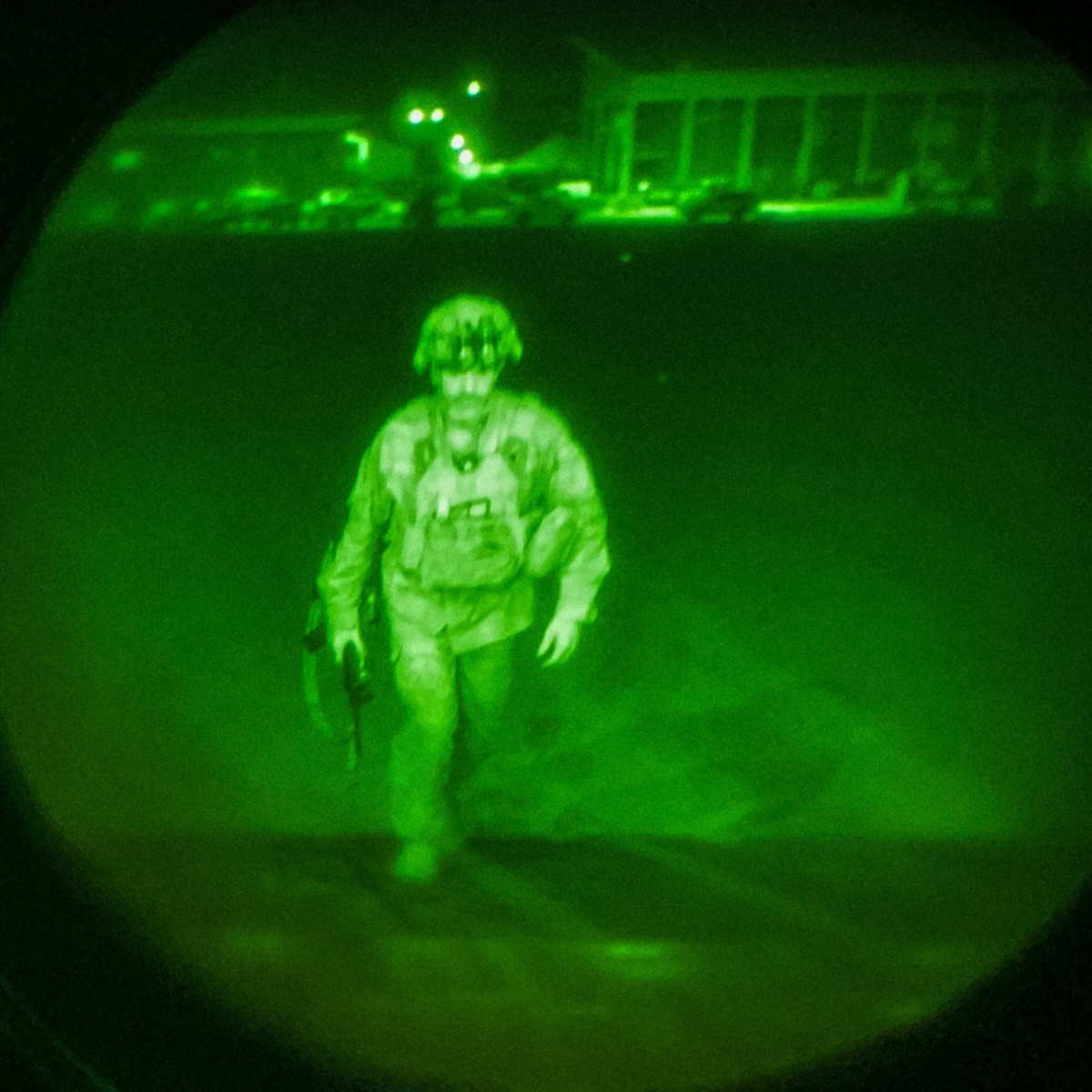 Le ultime truppe Usa hanno lasciato Kabul il 30 agosto, con un giorno d'anticipo