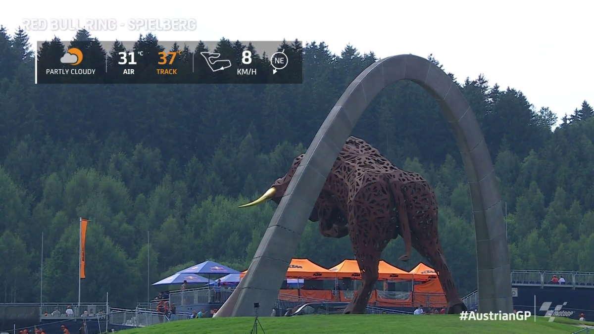 MotoGP, Martin fa il bis al Red Bull Ring per ora conquistando la pole anche nel GP d'Austria