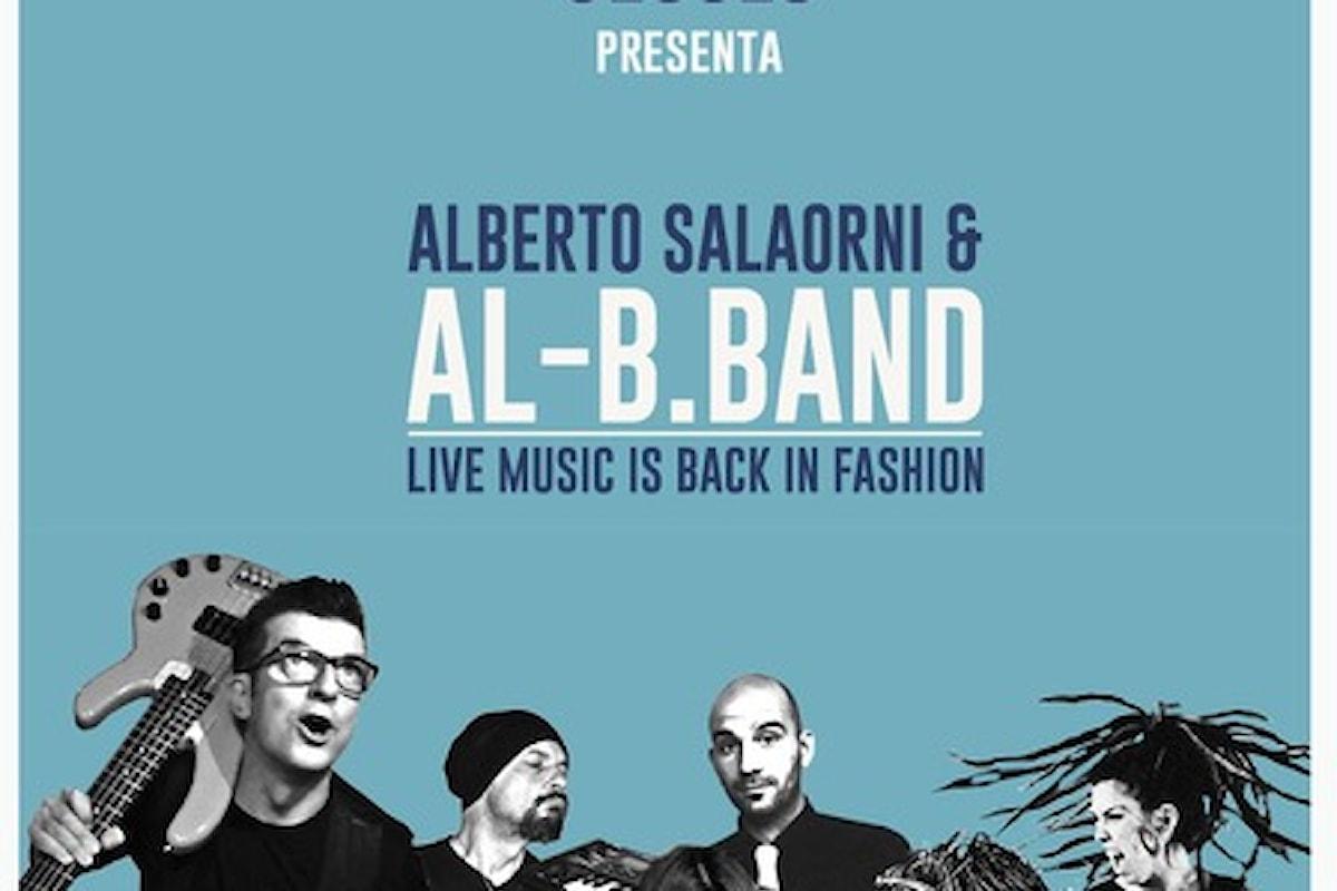 Alberto Salaorni & Al-B.Band all'Hotel Capri - Jesolo (VE) a Ferragosto