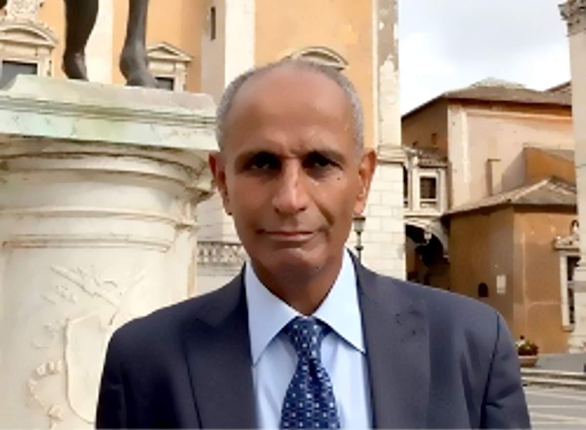 Il Dott. Sabri Hassan: candidato alle amministrative di Roma
