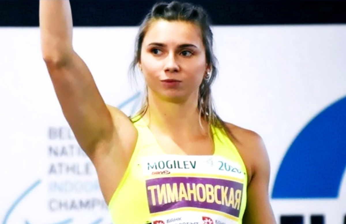Un'atleta bielorussa che partecipava alle olimpiadi di Tokyo ottiene asilo dalla Polonia