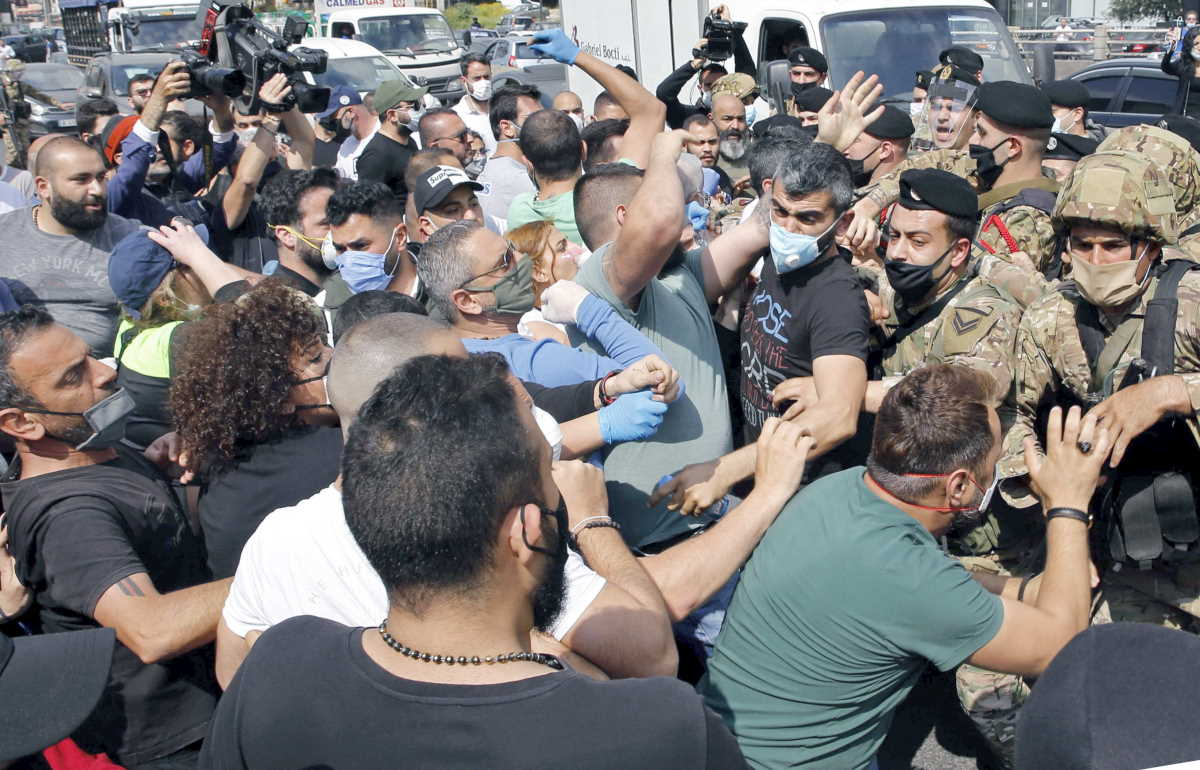 La straziante situazione in Libano, tra crisi economica ed emergenza Covid