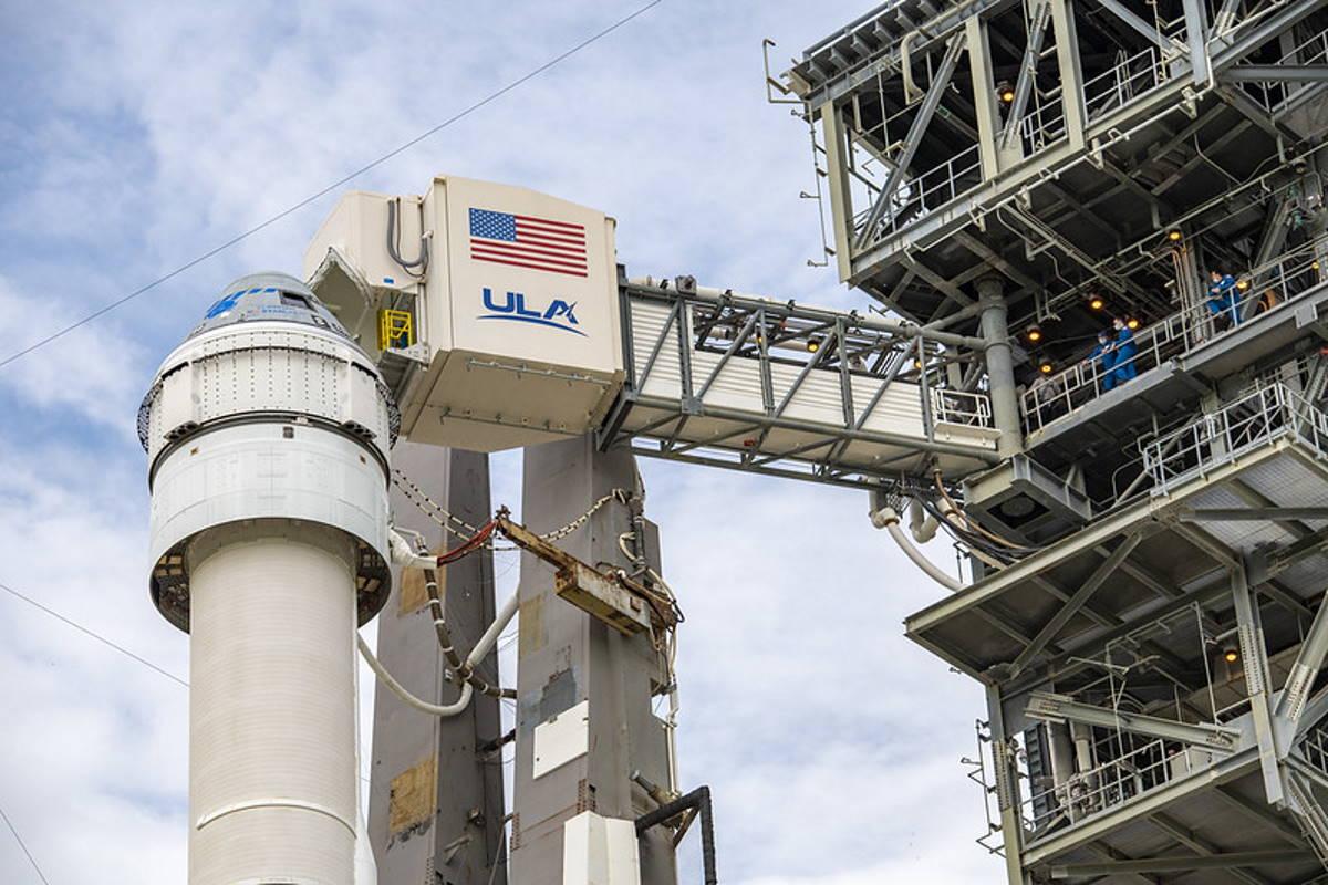 Un nuovo rinvio per il secondo lancio di prova della navetta Starliner