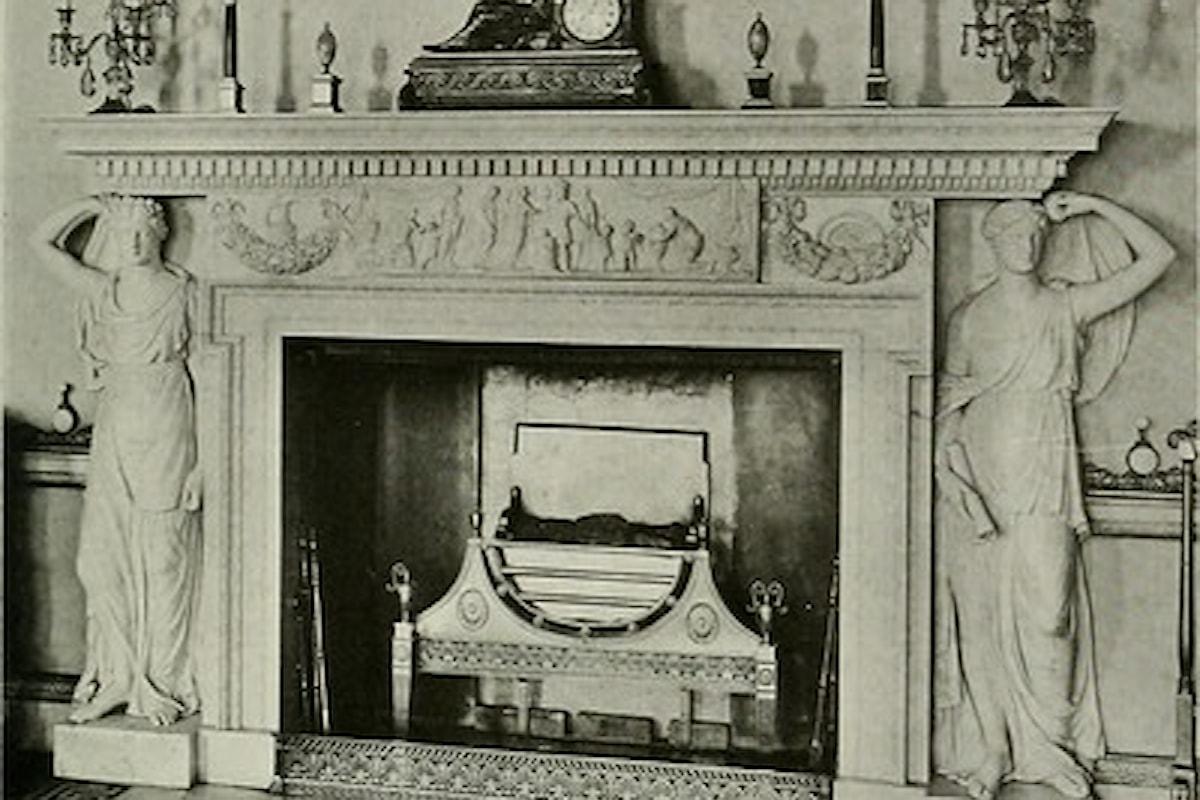 Robert Adam e la sua influenza sul design dei caminetti