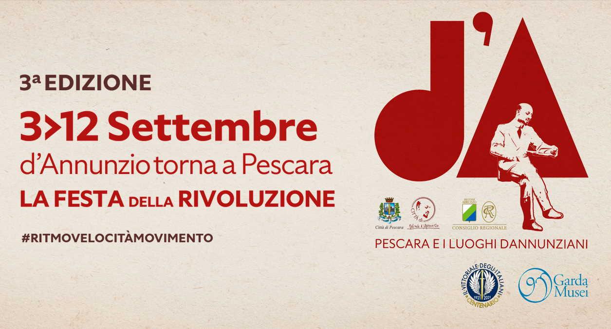 Al via domani a Pescara il Festival dannunziano