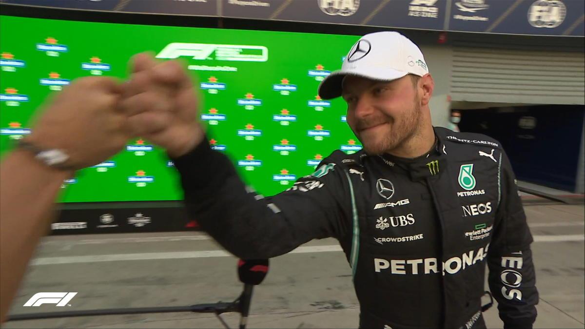Formula 1, sarà Bottas a partire in testa alla gara Sprint del GP d'Italia a Monza