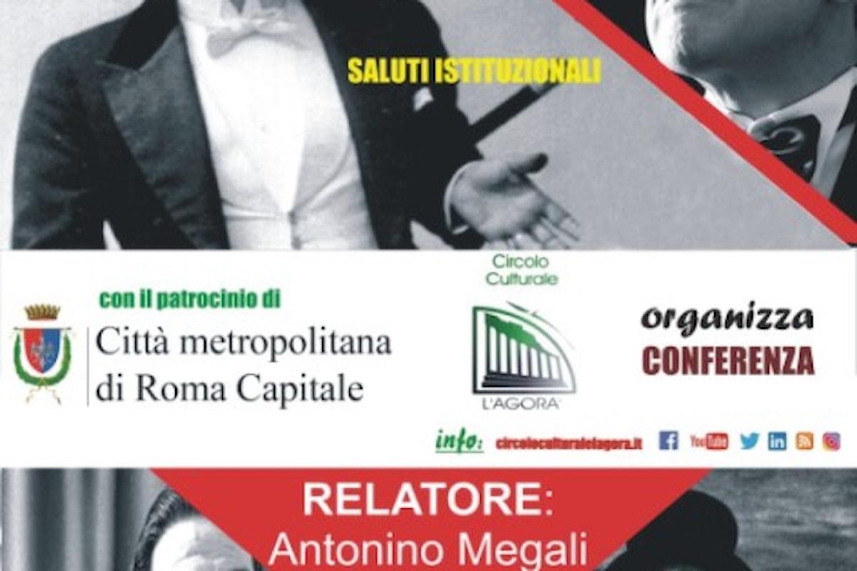 Conversazione sulla figura di Ettore Petrolini a Reggio Calabria