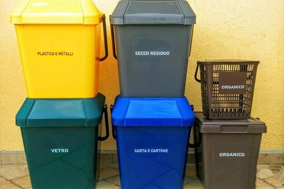 Milazzo (ME) - Raccolta dei rifiuti e nuovi kit, comunicazione alla cittadinanza