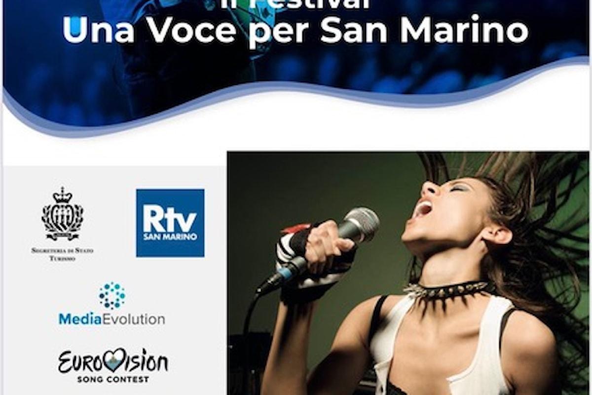 Al via le candidature per Una voce per San Marino