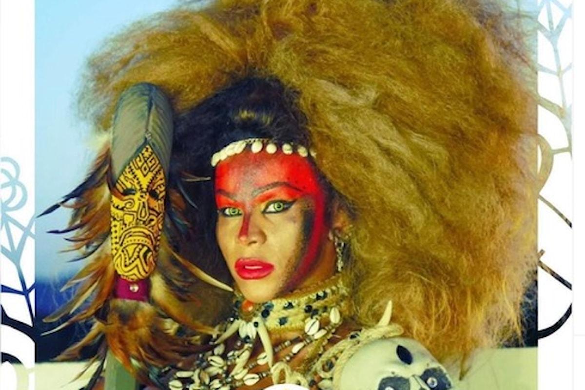 19/9 Woodoo (party tribale e spirituale) by Circo Nero Italia al Blanco di Firenze, dalle 16 a tarda notte