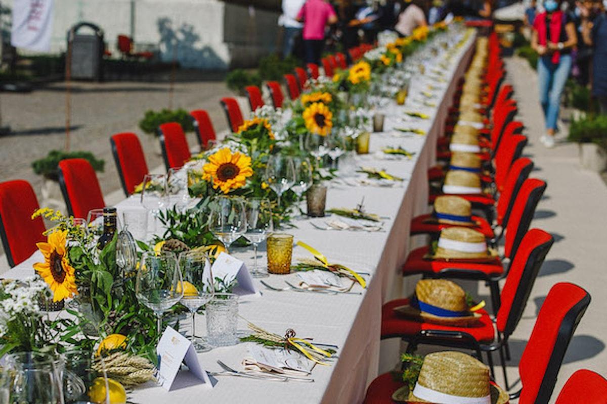 11-12 settembre: Cortina è pronta ad ospitarela quinta edizione del The Queen Of Taste