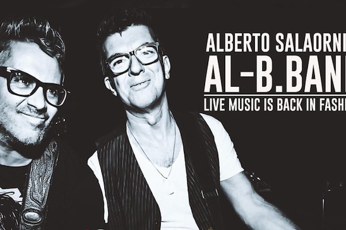 Alberto Salaorni & AL-B.Band live @ Signorvino Affi (VR) il 15/9