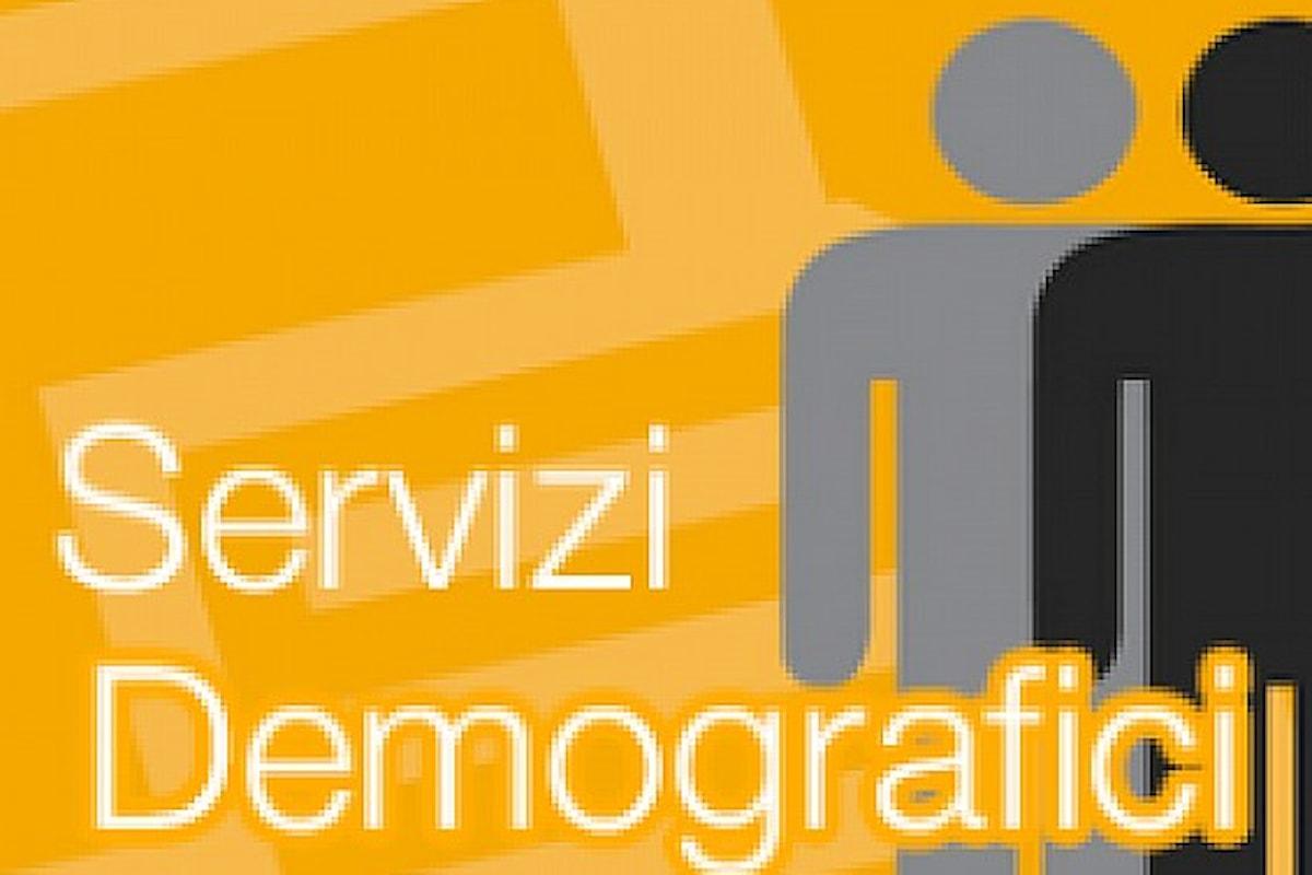 Milazzo (ME) - Servizi demografici, nuovi orari di ricevimento al pubblico