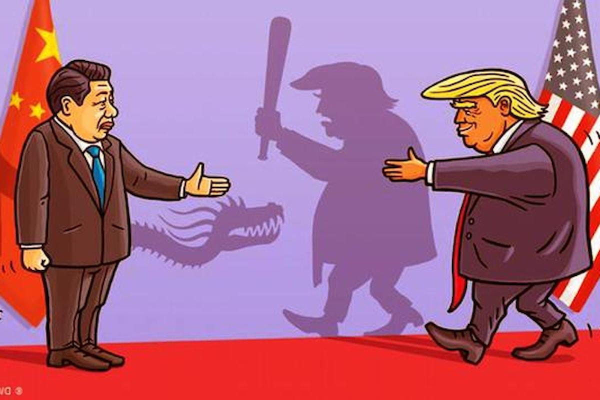 Un altro tentativo degli Stati Uniti di screditare la Cina