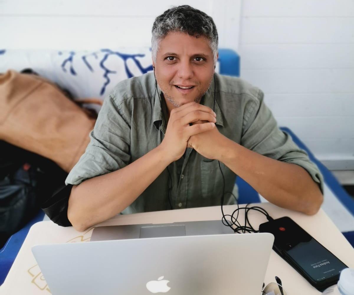 Daniele Gramiccia, producer cinematografico di  Medium