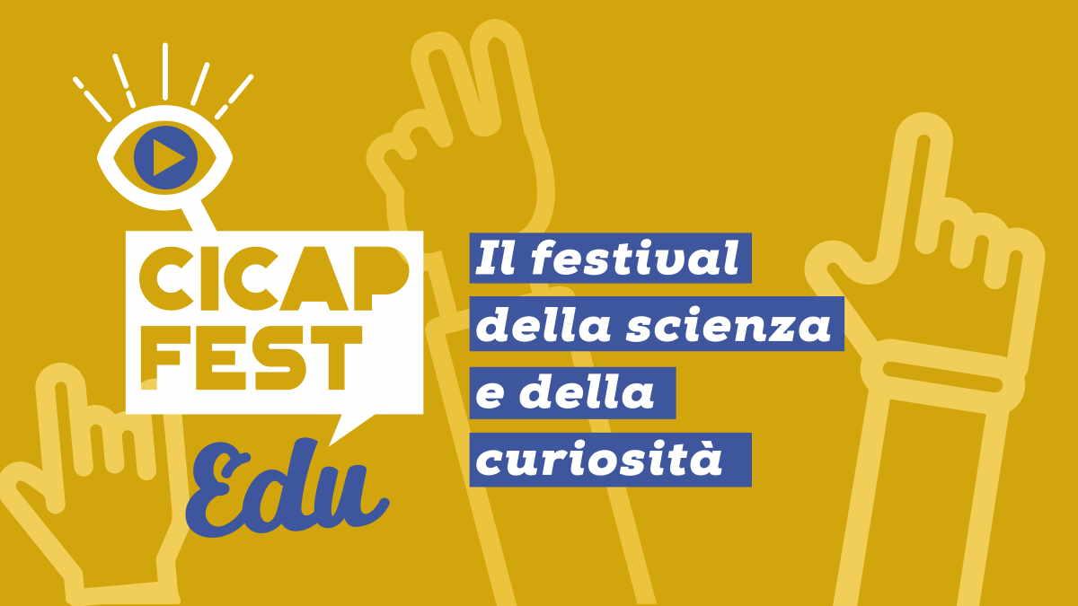 L'attività di divulgazione del CICAP continua con il CICAP Fest EDU